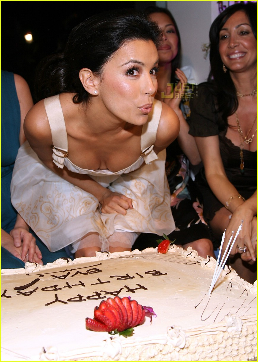 eva longoria birthday party 08