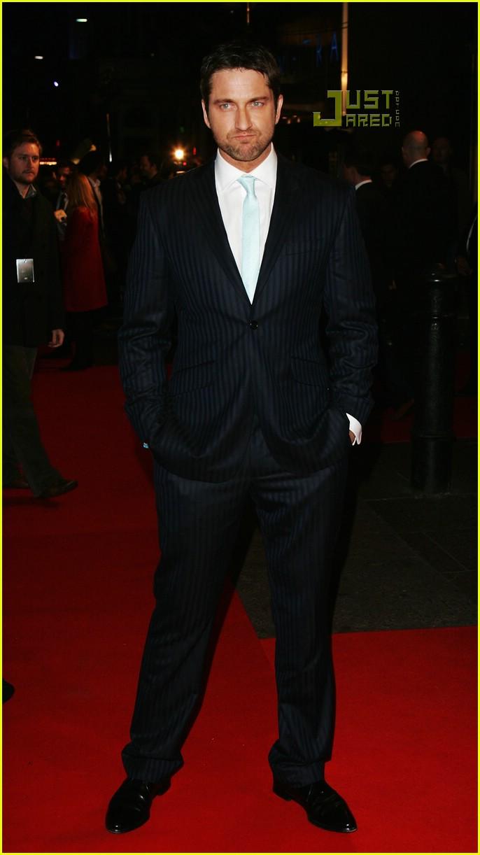 Gerard Butler: '300' UK Movie Premiere: Photo 2415336 ... Gerard Butler 300