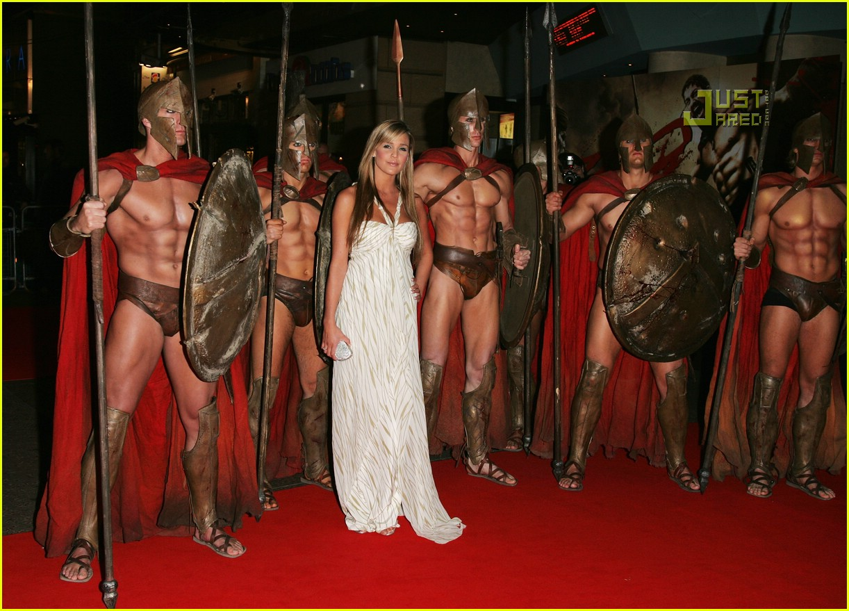 gerard butler 300 uk premiere 25