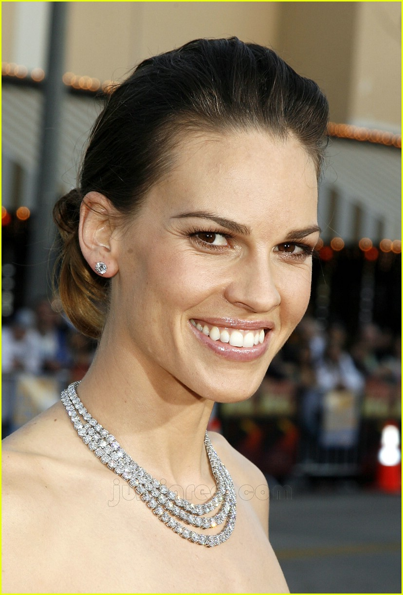 Hilary Swank Picture P...