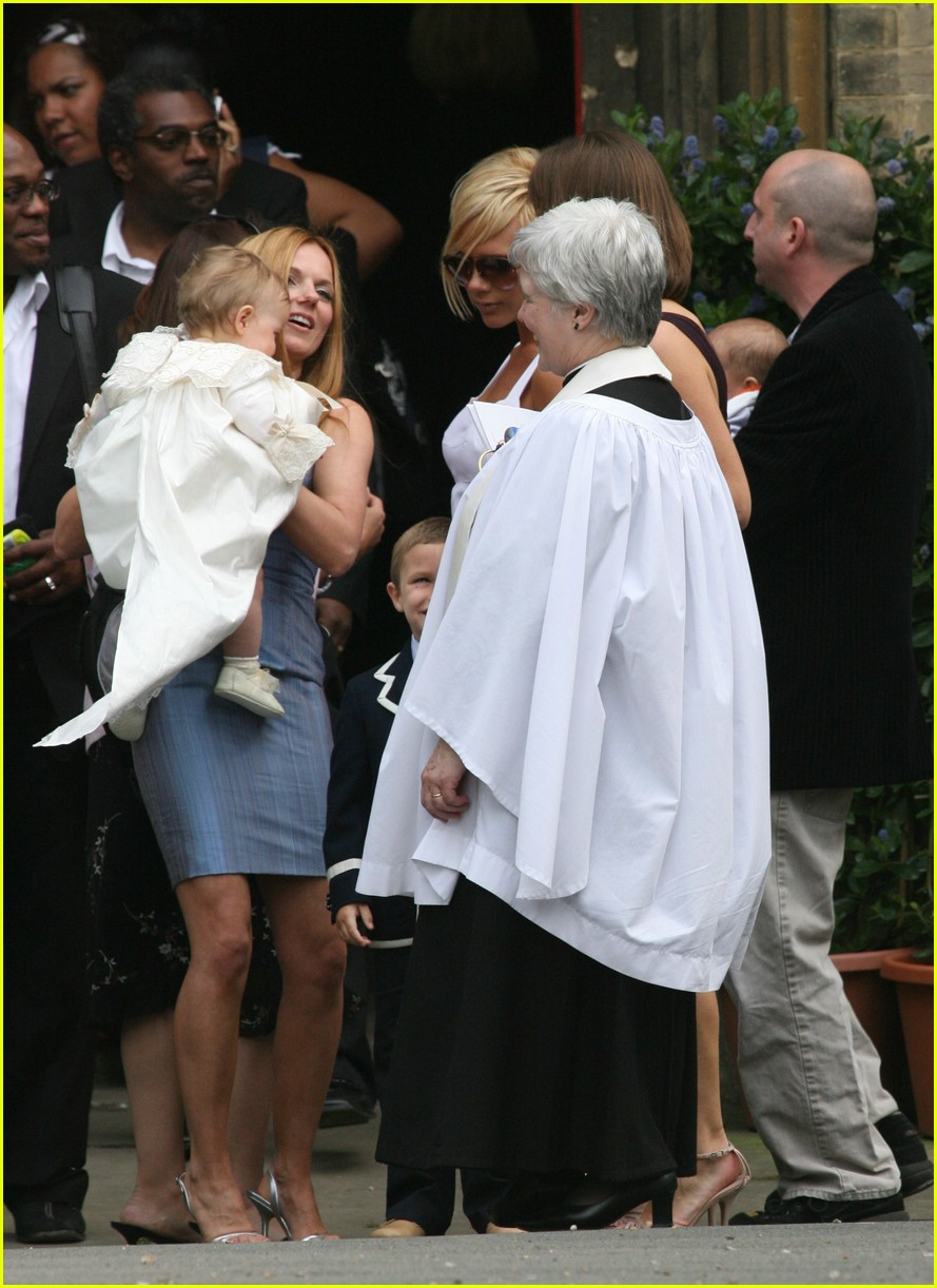 victoria beckham geri halliwell bluebell christening 17