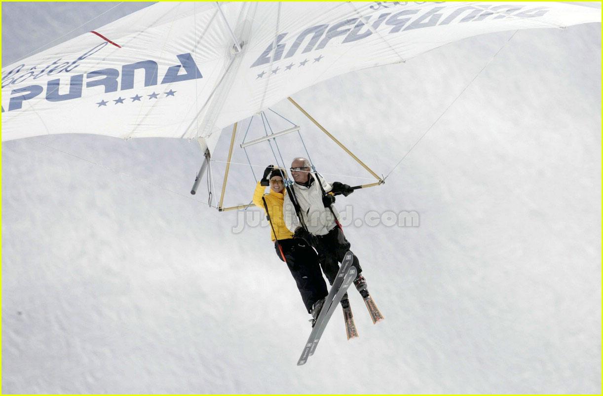 posh spice skiing 13
