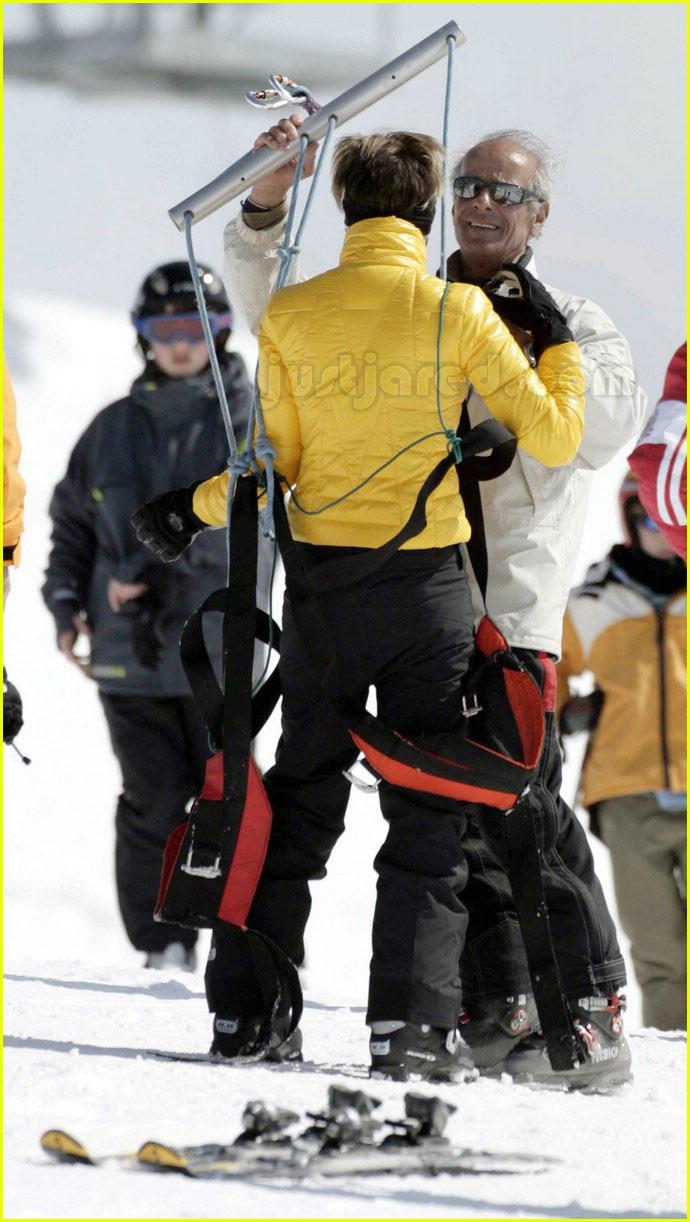 posh spice skiing 17