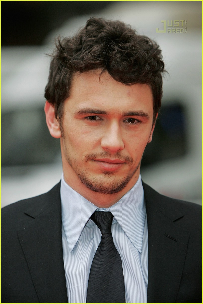 01 james franco spider man uk premiere