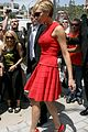 victoria beckham wearing all red 09