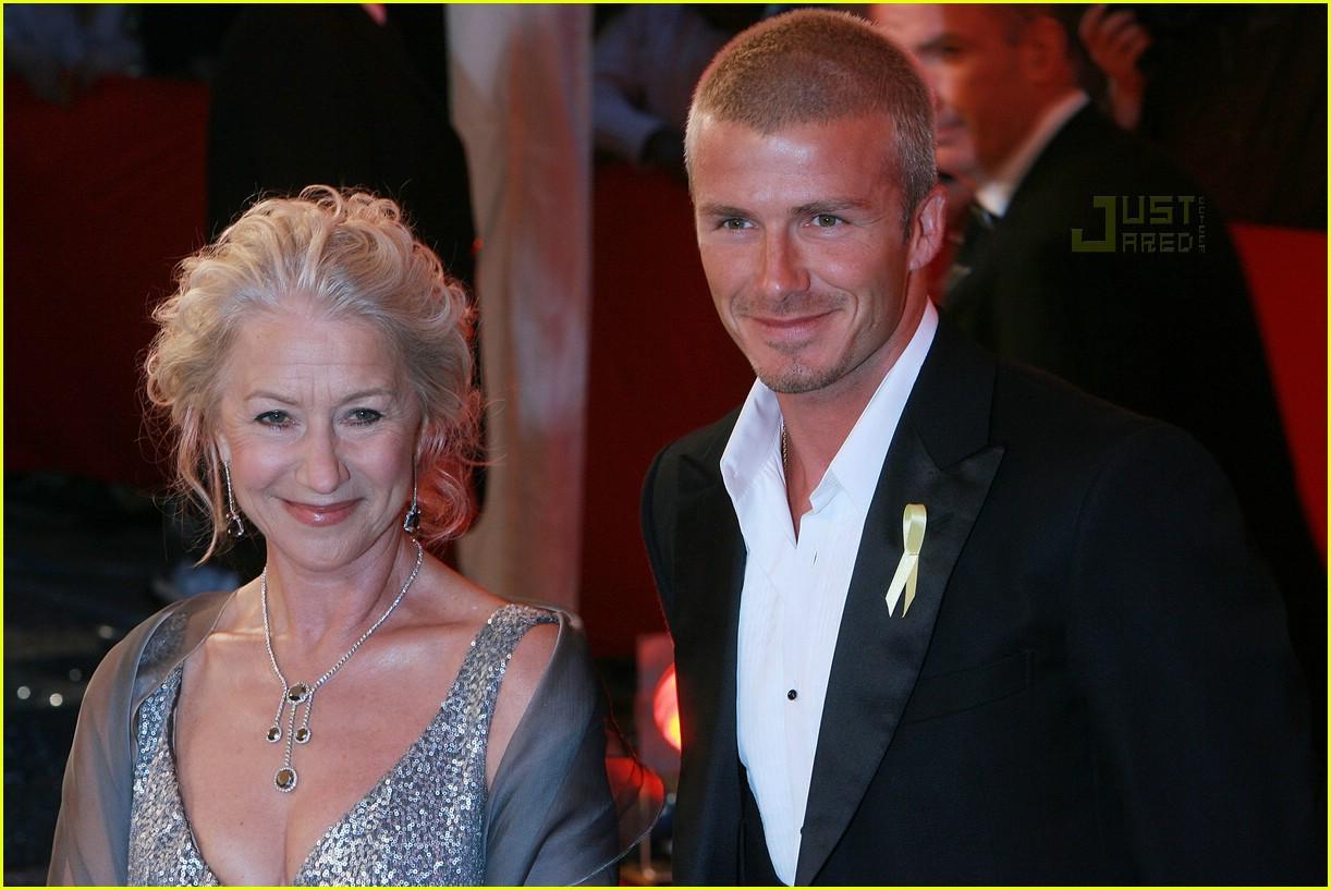 david beckham briton awards 2007 03181651