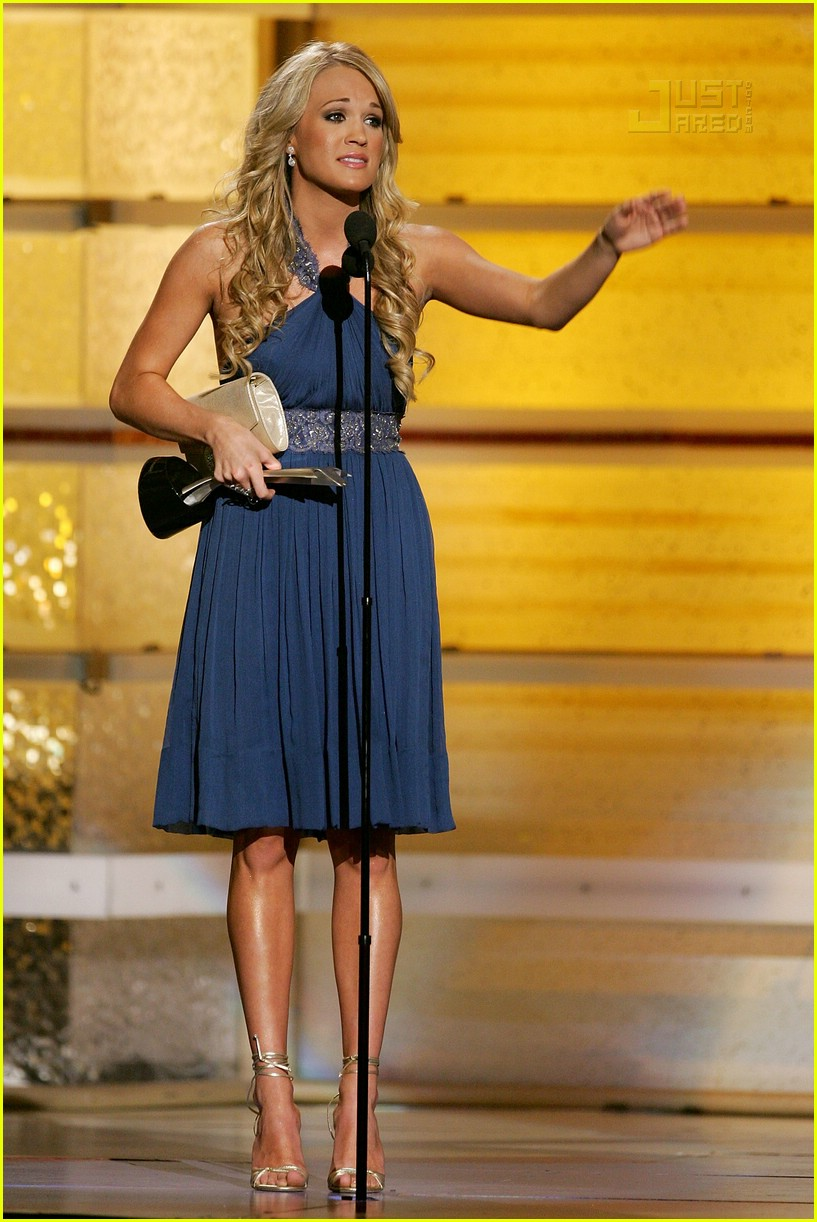 Carrie underwood wins album of the year photo 166801 for Academy of country music award for video of the year