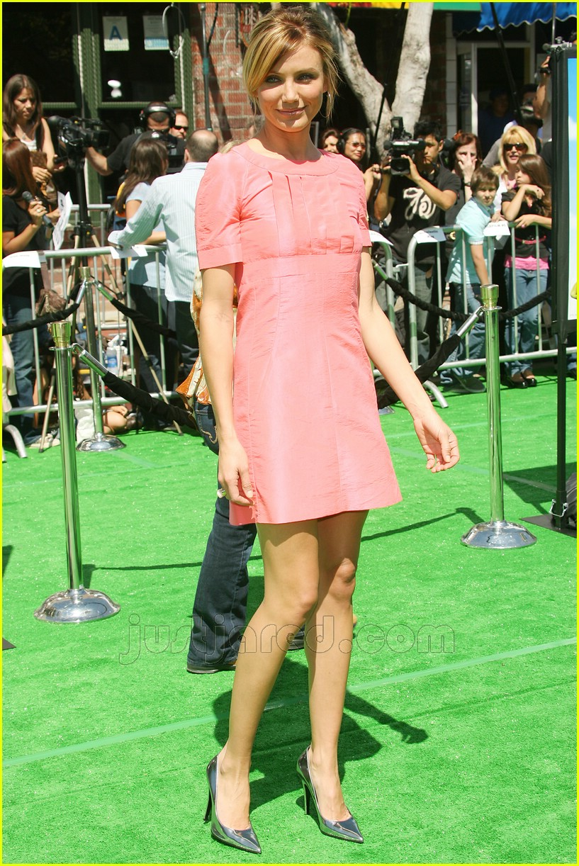 Mrs L Leg Show http://www.justjared.com/photo-gallery/146451/cameron-diaz-legs-04/