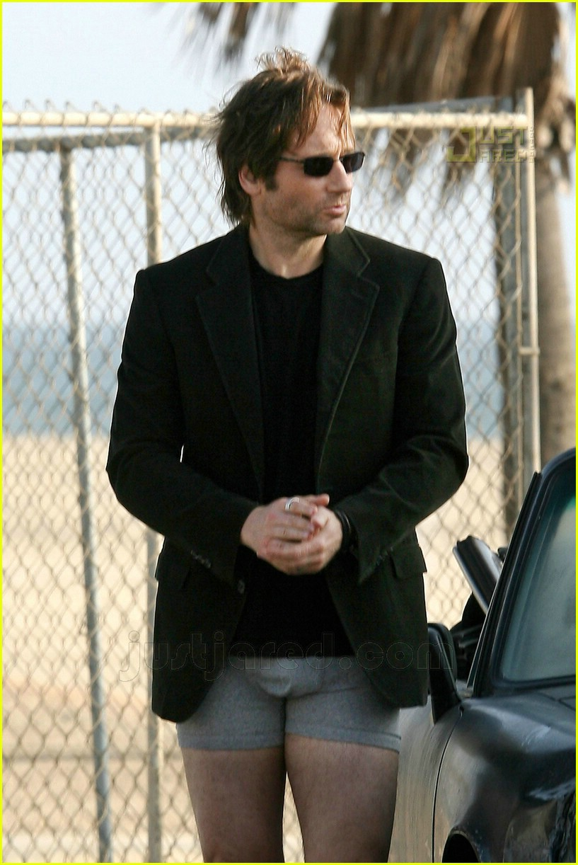 David duchovny drops his pants photo 187171 david duchovny pictures