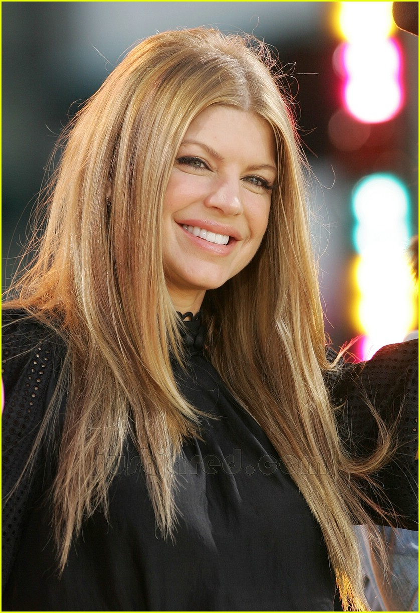 fergie good morning america 14