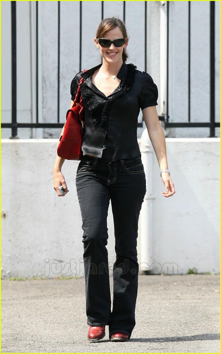 Jennifer Garner: Talk Show Host in Training