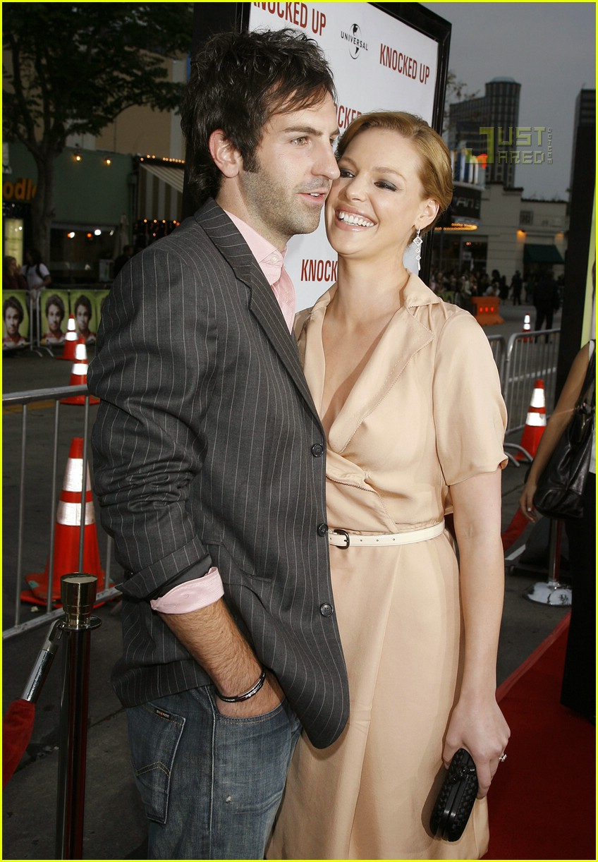 katherine heigl knocked up premiere 19