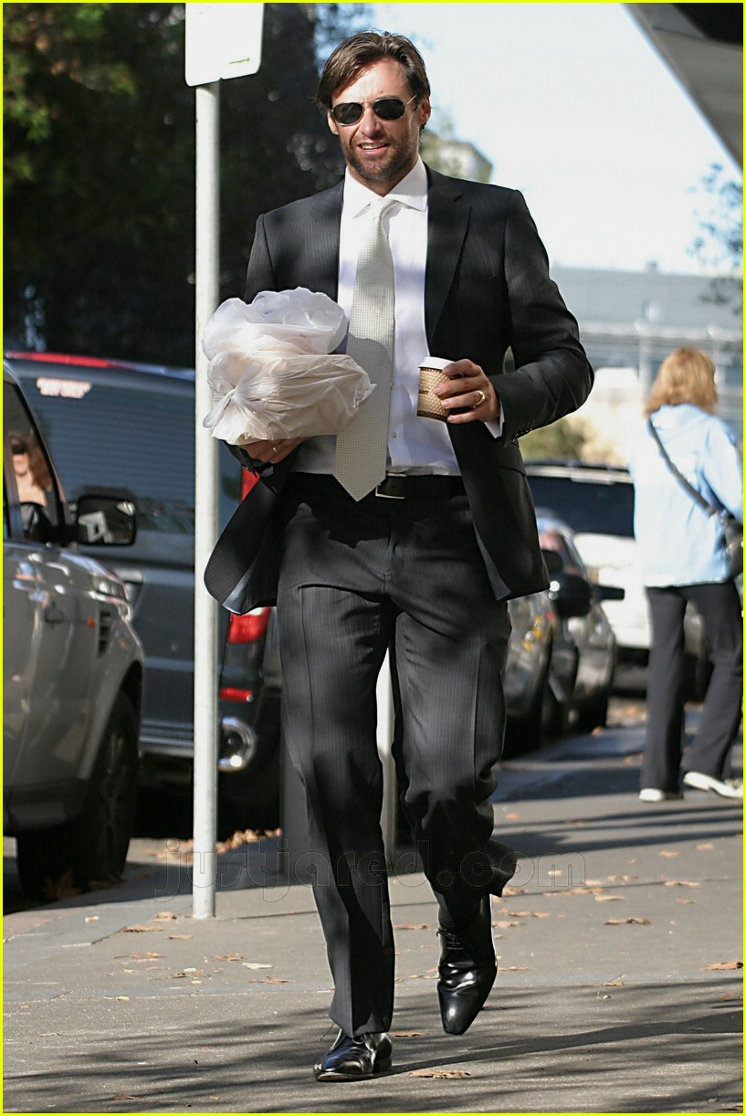 Full Sized Photo Of Hugh Jackman Best Man 25 Photo 175181 Just Jared