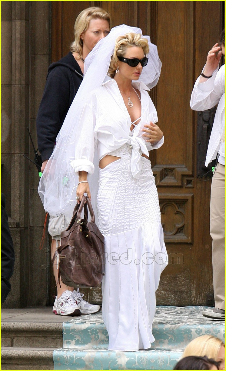 Kelly Carlson wedding