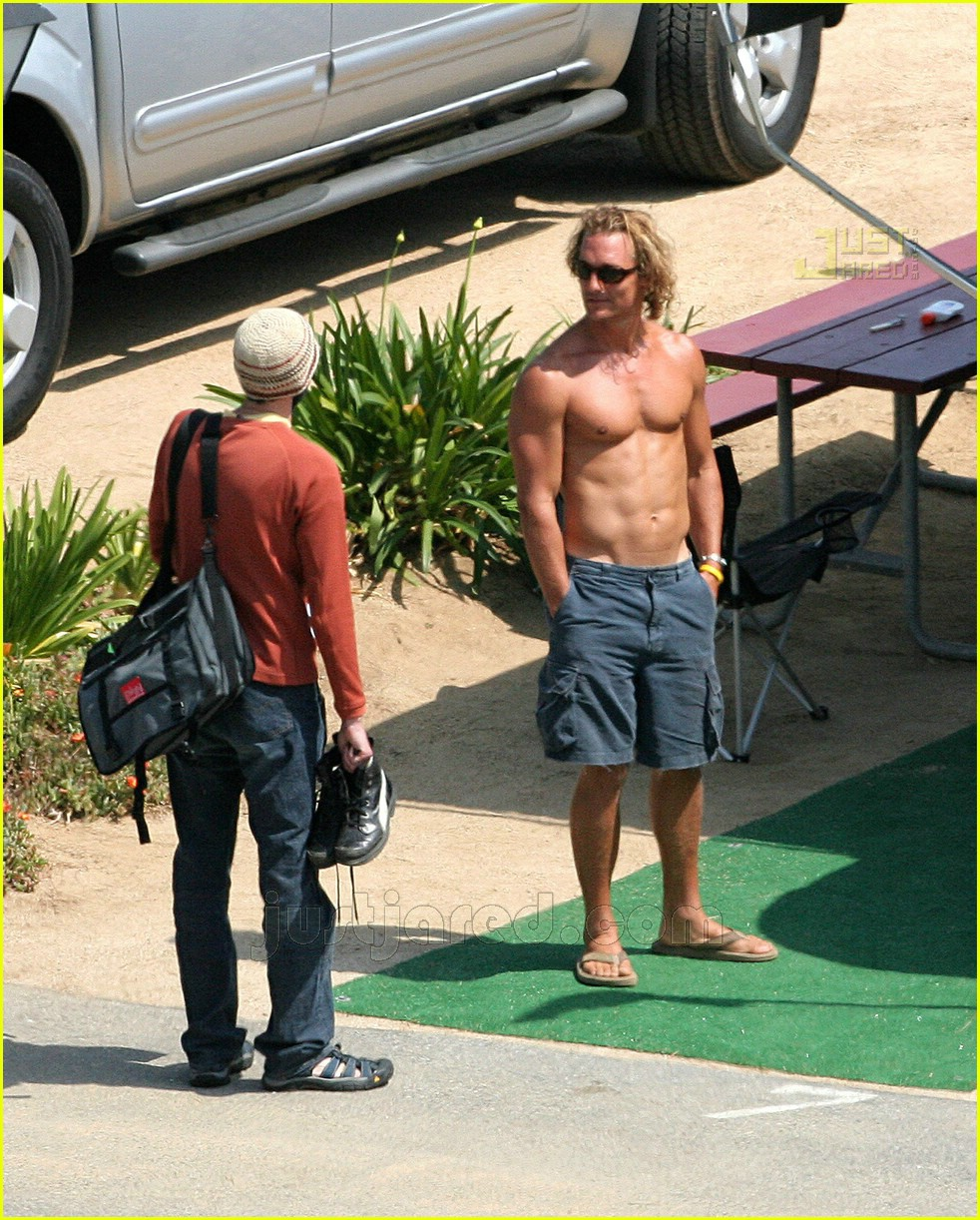 01 matthew mcconaughey shirtless