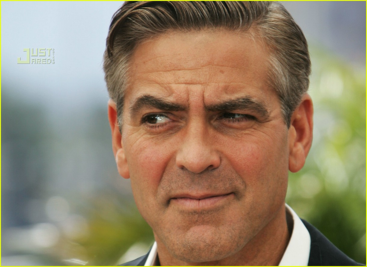 George Clooney Cannes 02