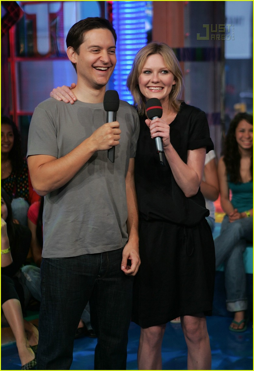 Spider-Man 3 Cast @ TRL: Photo 138961 | Bryce Dallas ...