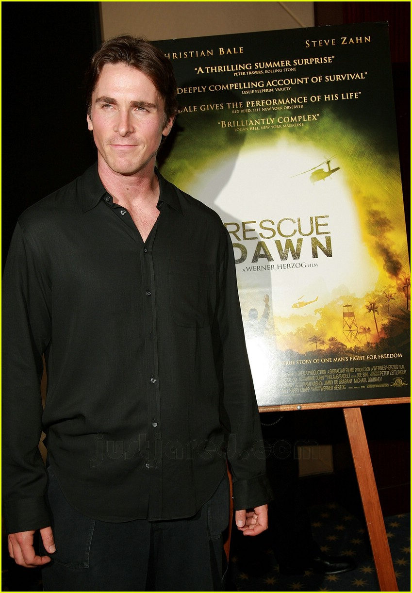 christian bale rescue dawn premiere 04
