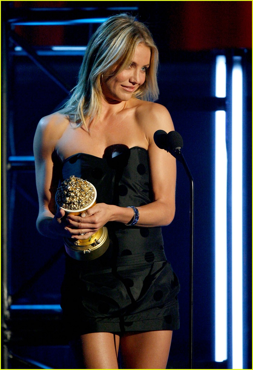 Cameron Diaz awards