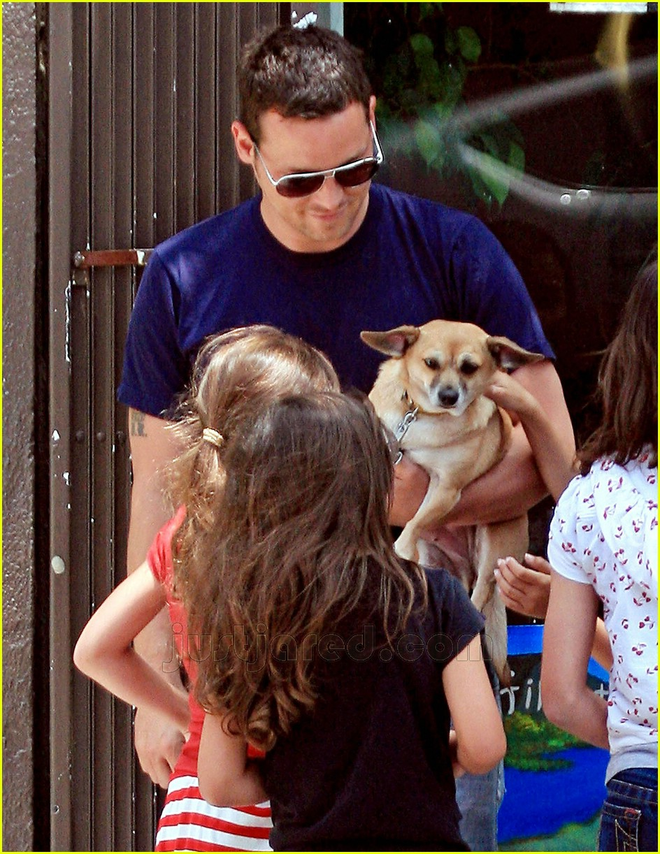 justin chambers buys dog 12