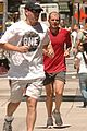 matt damon jogging 05