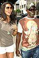 djimon hounsou wearing russell simmons clothing brand 01