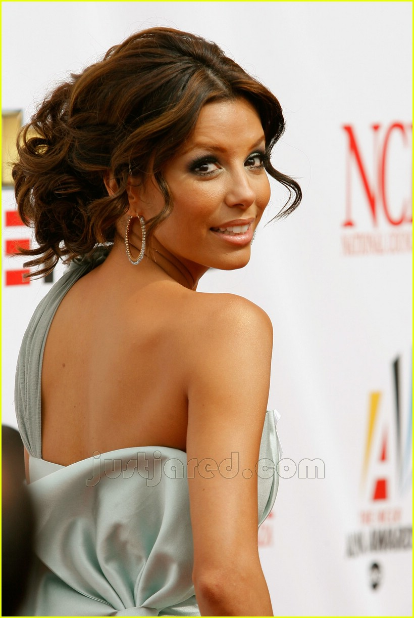 eva longoria ALMA awards 2007 48
