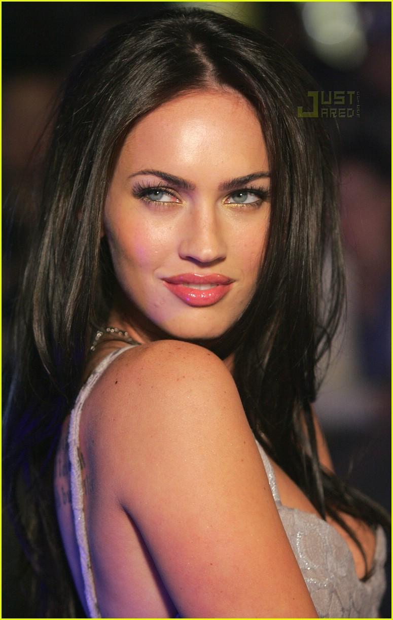 Megan Fox Has a Tattoo Next to Her Pie