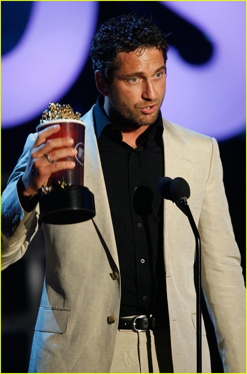 Gerard Butler mtv movie awards 2007 61 Gerard Butler