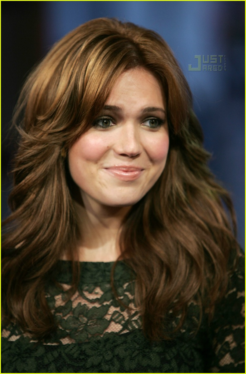 Full Sized Photo Of Mandy Moore Trl 08 Photo 452751 Just Jared
