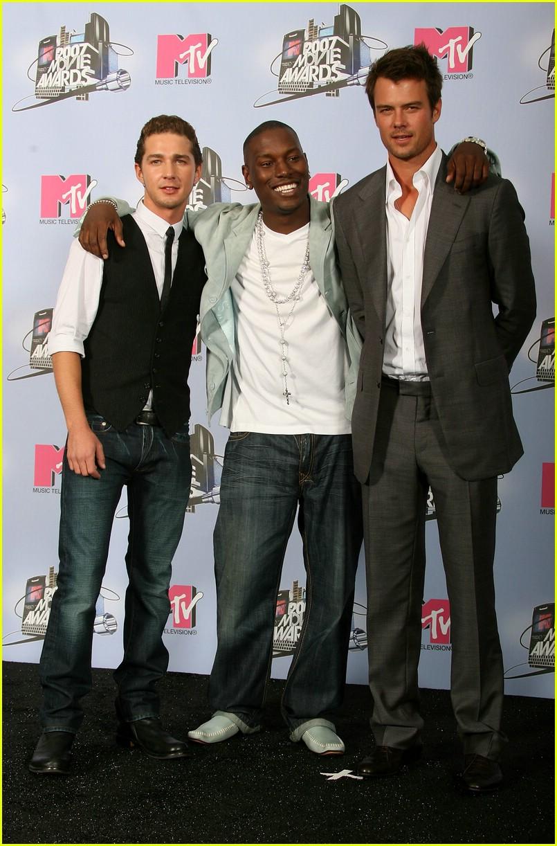 Shia LaBeouf mtv movie awards 2007 57415401