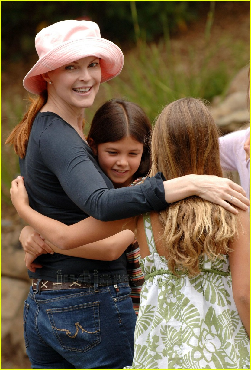 marcia cross twins baptism 05