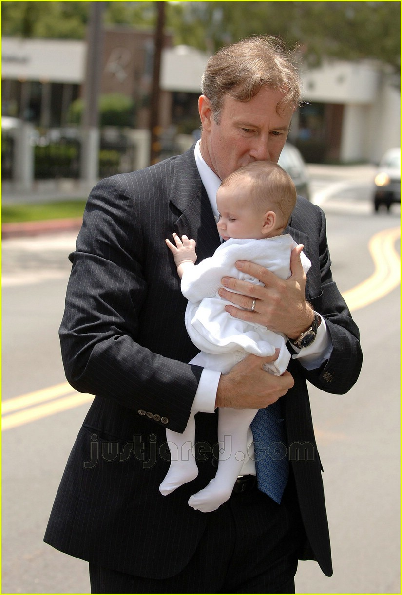 marcia cross twins baptism 07