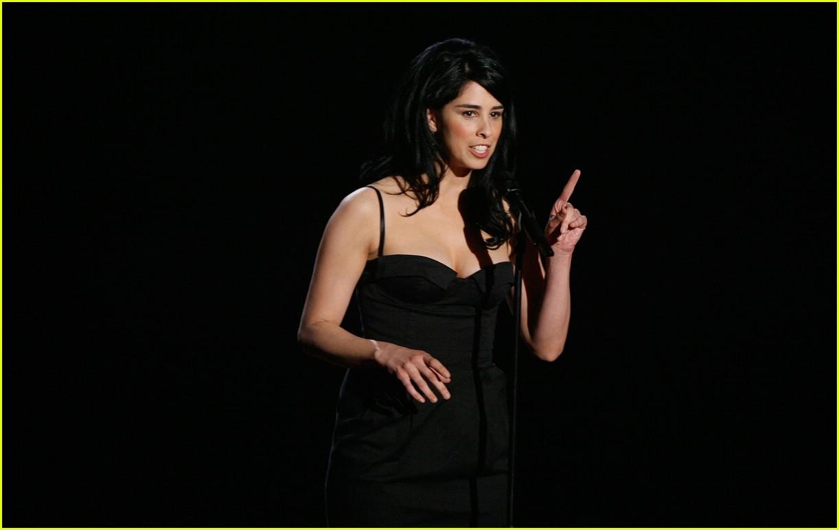 sarah silverman mtv movie awards 2007 photo 414671