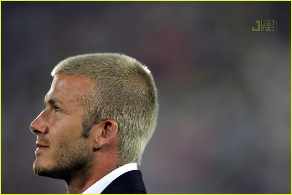 Full Sized Photo of david beckham youth cup 05 | Photo ... David Beckham