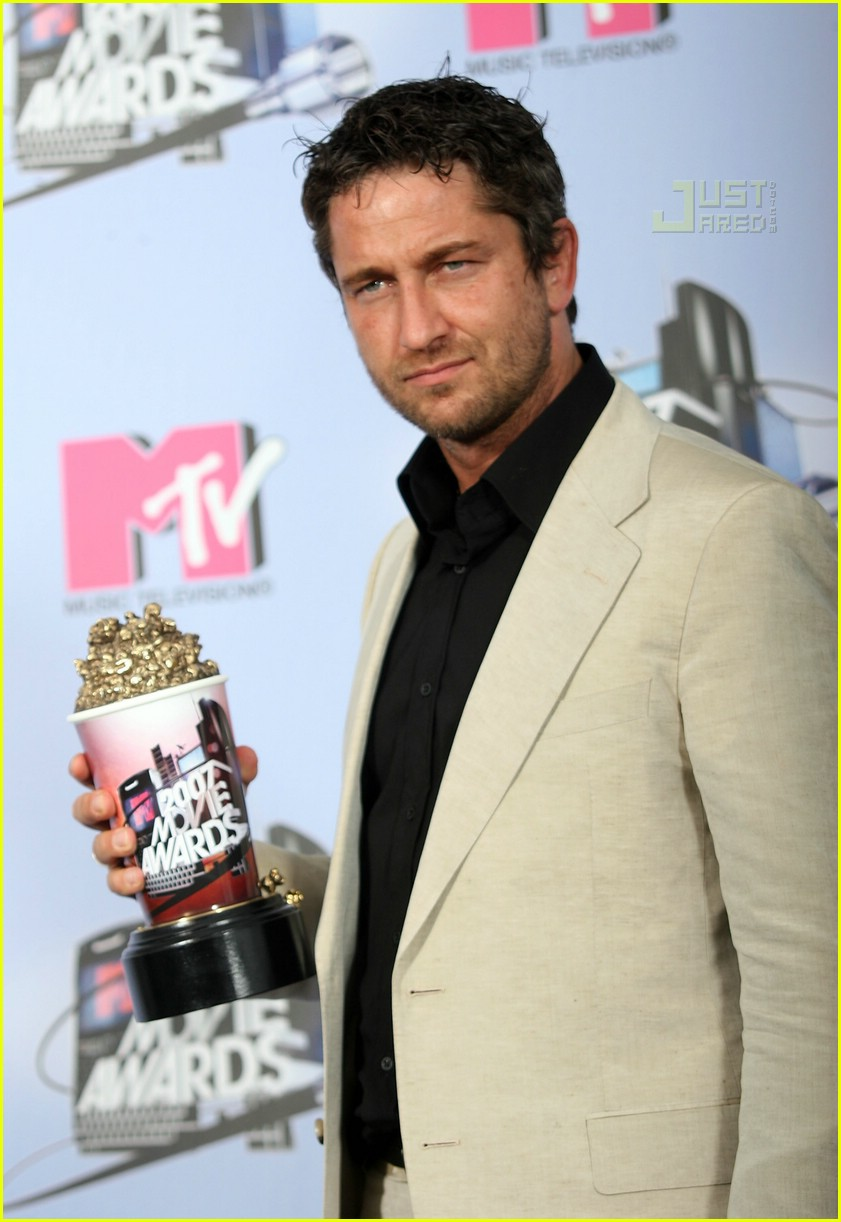 gerard butler live earth 05