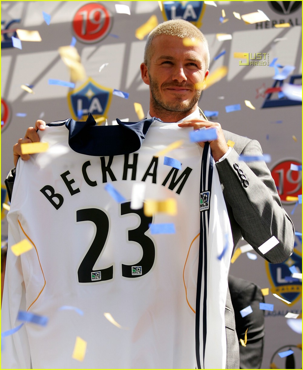 01 david beckham inducted la galaxy