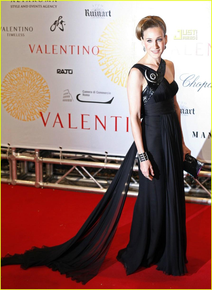 sarah jessica parker valentino gala 15