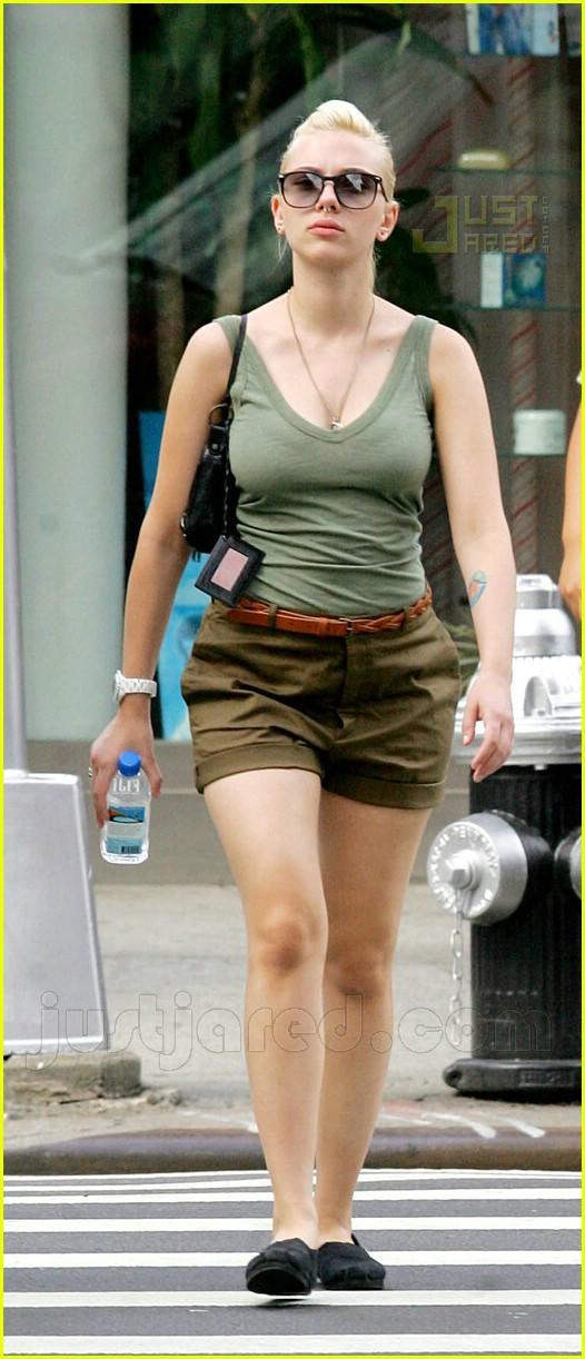 Scarlett Johansson's N... Scarlett Johansson