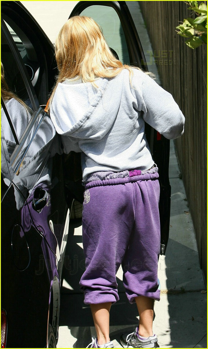 jessica simpson working out 15