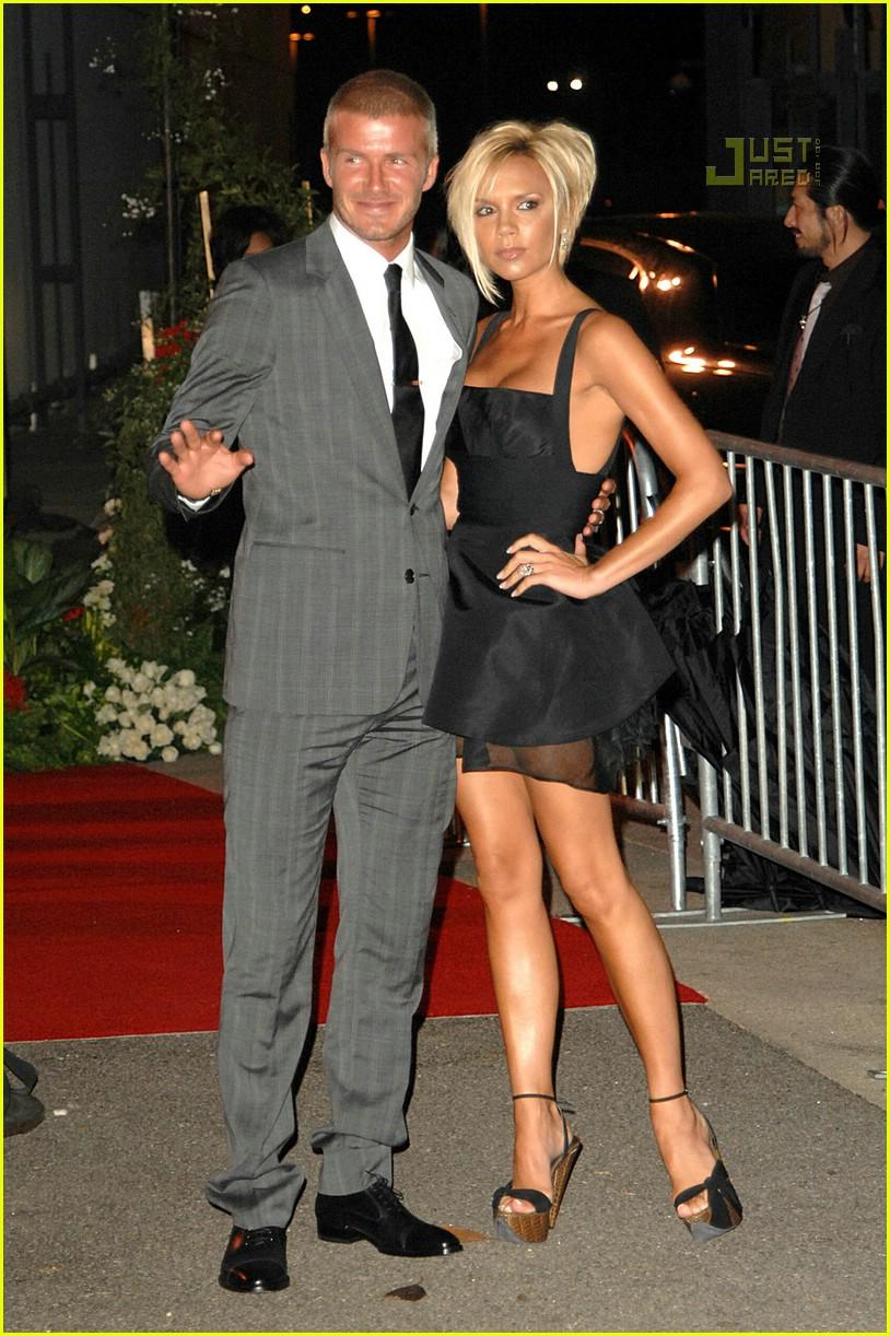 Full Sized Photo of po... David Beckham