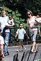 angelina jolie central park 15