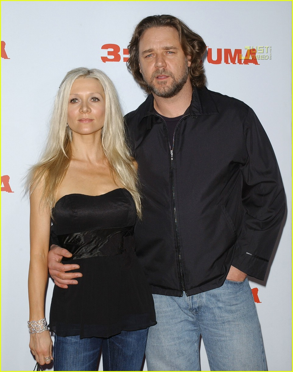 russell crowe yuma premiere 01