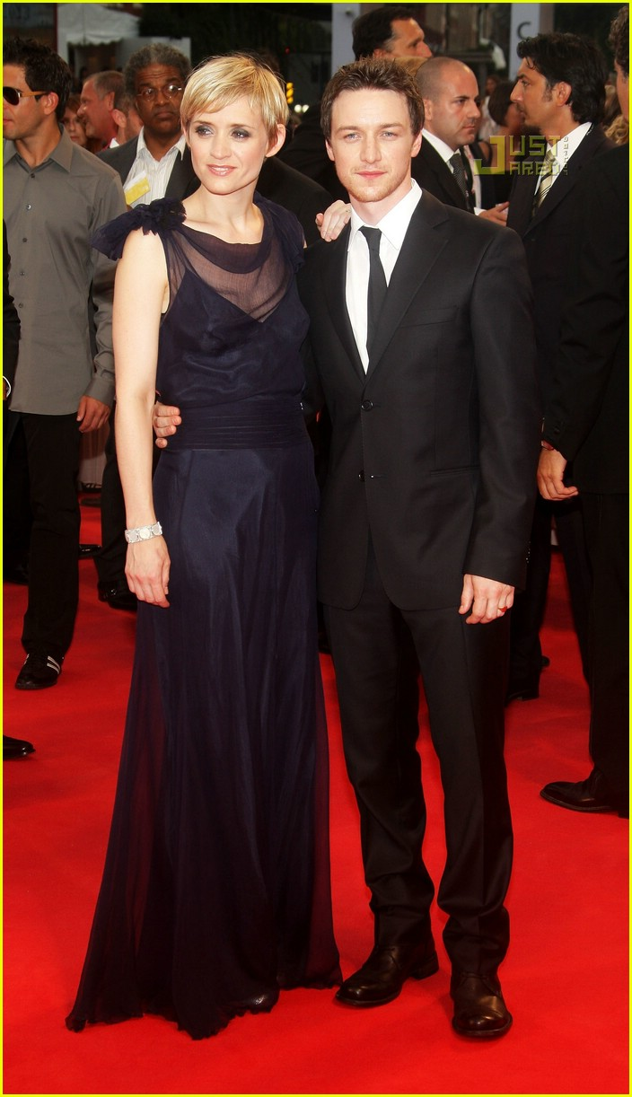 James Mcavoy 2014 Wife James McAvoy & ...