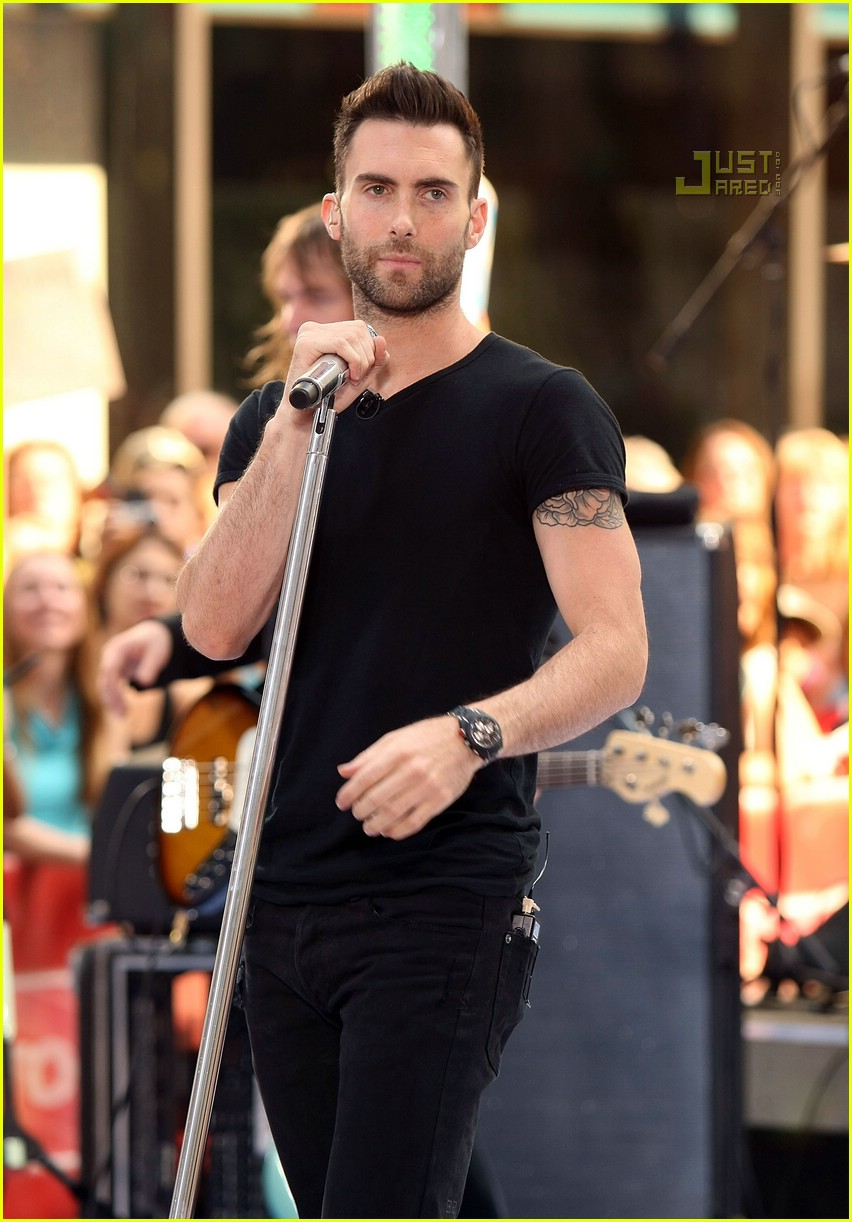adam levine the today show 14535161