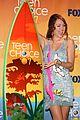 miley cyrus teen choice awards 23