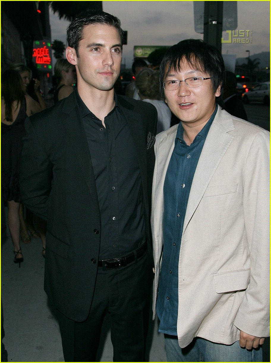 02 milo ventimiglia its a mall world premiere