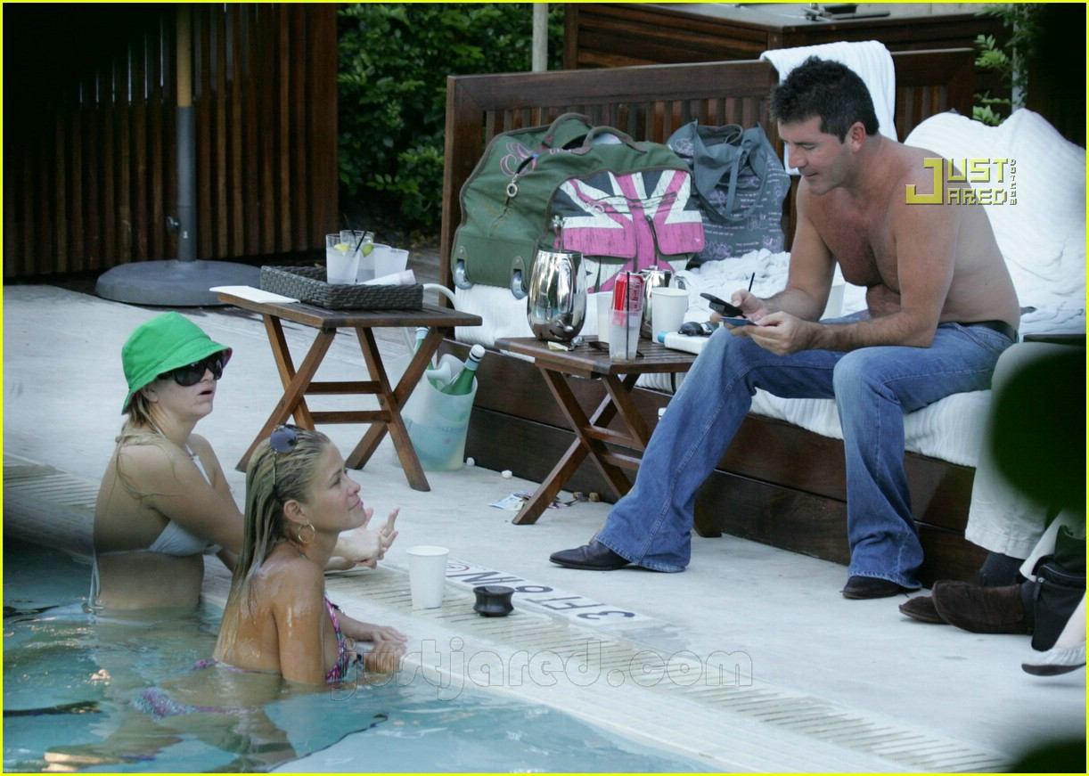 simon cowell shirtless 09