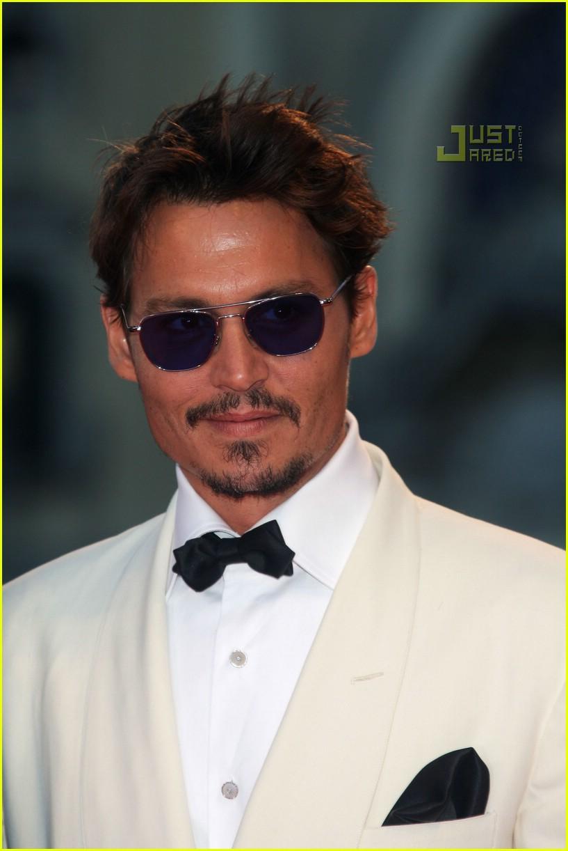 Johnny Depp @ Venice F...
