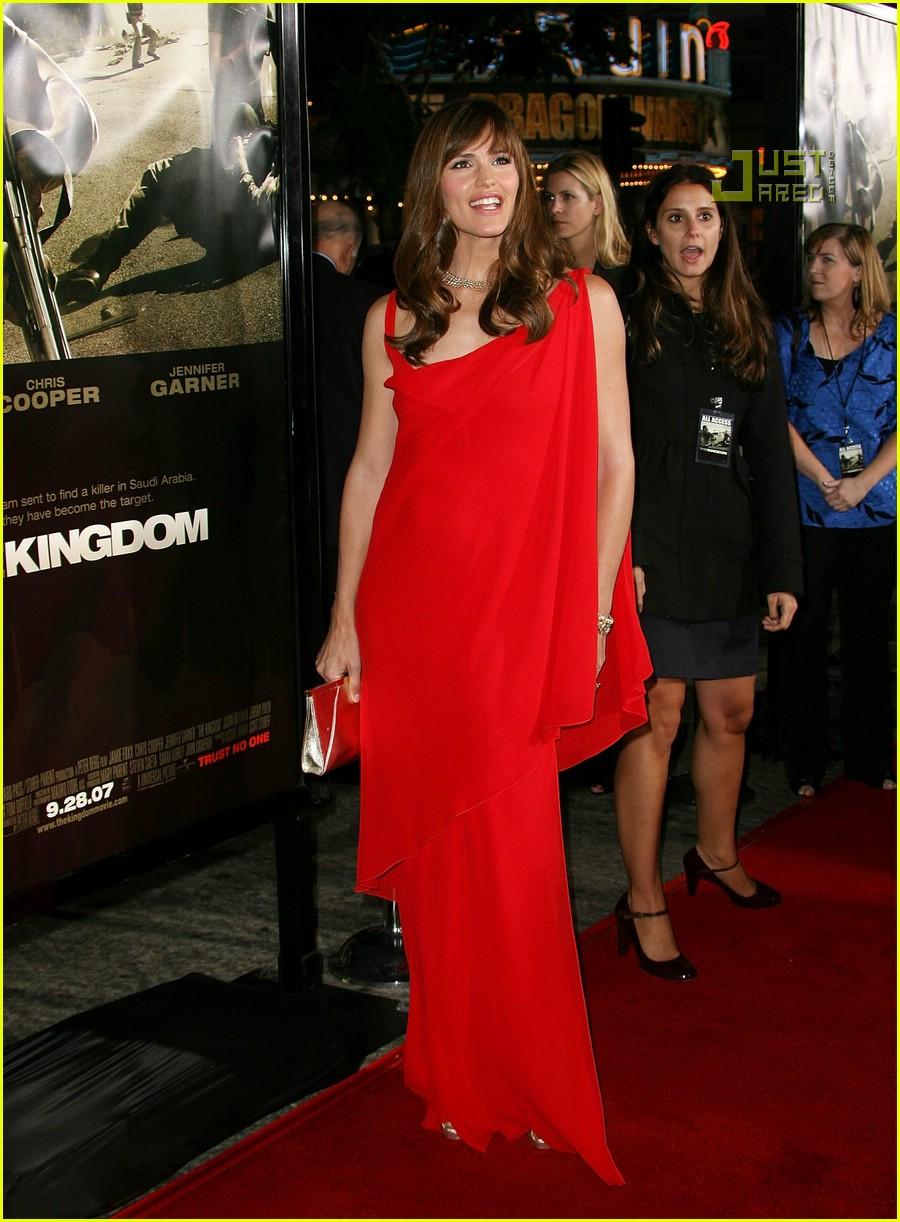 Jennifer Garner @ 'The Kingdom' Premiere: Photo 596131 ...